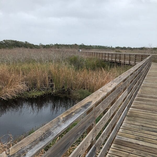 Boardwalk at Gulf Shores State Park